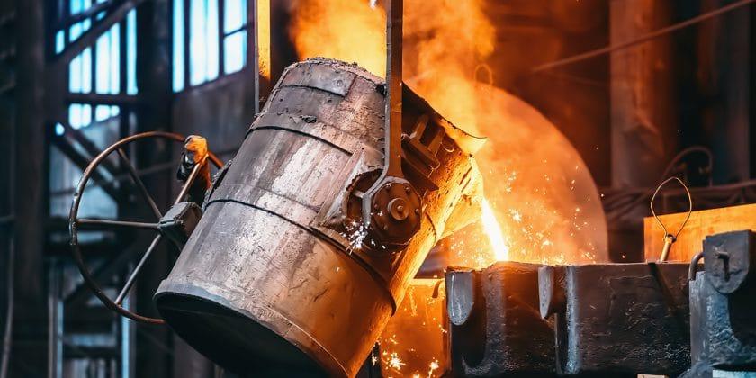 ELCEE produit des moulages de différents matériaux, comme l'acier, l'acier inoxydable, l'aluminium, le fer et le laiton.